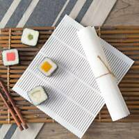 Curtain Rice Tool Sushi Roller Blind Make Rice Mold Rolls Bamboo Rolling Mat 6T