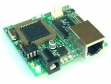 Microchip PIC Ethernet Board with RS232 Interface