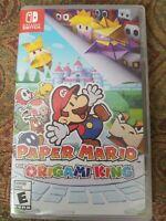 Paper Mario: Origami King Nintendo Switch