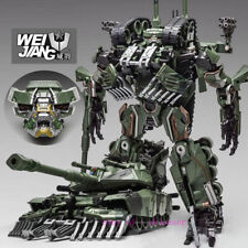 Weijiang Transformers Decepticon Brawl Magnified Alloy Version Action Figure Toy