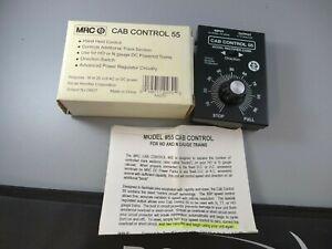 HO/N Scale MRC Cab Control 55