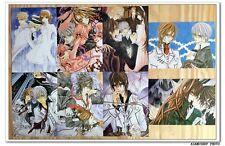Vampire Knight Manga Lot de 8 Cartes Postal I ヴァンパイア骑士