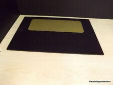 Imperial EH 713-K Front Herdscheibe Glas Scheibe Backofenscheibe braun
