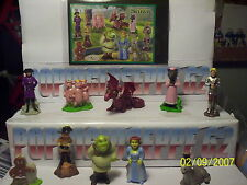 kinder - SERIE  SHREK + CARTINE N°10 BPZ