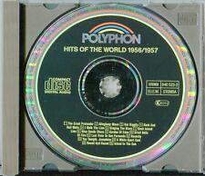 Polyphon CD-Sampler 840 523-2 WEST GERMANY  THE PLATTERS / JOHNNY CASH / P. COMO
