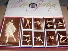 coffret boîte allumettes expo 1958 le ballet soviétique