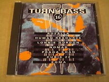 CD / TURN UP THE BASS 16