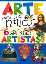 Arte para niños con 6 grandes artistas (Mi primer libro de...)-ExLibrary
