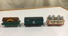 Thomas and Friends Trackmaster Mr. Jolly's Chocolate Factory Cars