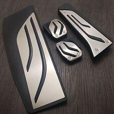No-Drill Manual Foot Pedal Kit 4pcs For BMW F20 F30 F31 F34 318 320 3 Series MT