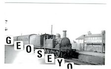 SOUTHERN RAILWAY - SR Loco no.2221 at FORD Postcard Sized Real Photograph SUSSEX