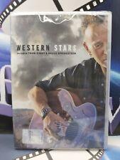 WESTERN STARS DVD*EDITORIALE* bruce spriengsteen