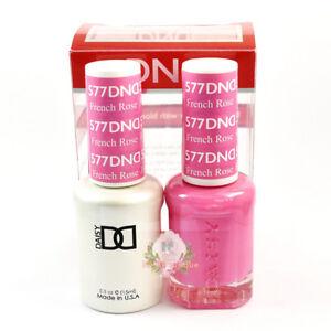 DND Daisy Soak Off Gel-Polish Duo .5oz LED/UV - #401 - #691