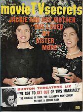 Movie Tv Secrets magazine- August 1965,Beatles,Kim Novak,Elizabeth Montgomery