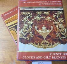 Furniture, Clocks and Gilt Bronzes (The James A. de Rothschild Collection)