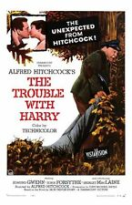 THE TROUBLE WITH HARRY (1955 COMEDY SHIRLEY MACLAINE, JOHN FORSYTHE)