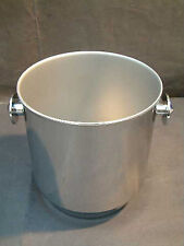 Stainless Steel Champagne Bucket by Lauffer NEW