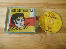 CD Folk Jeb Loy Nichols-EASY Now (13) canzone Rykodisc