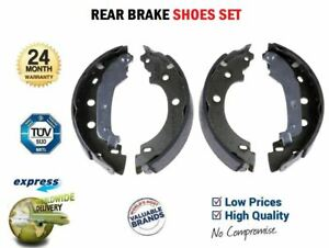 Rear Axle BRAKE SHOES SET for RENAULT KANGOO Express 1.5 dCi 2003->on