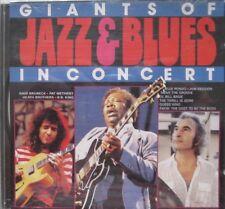 GIANTS OF JAZZ & BLUES IN CONCERT - CD