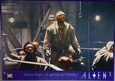 ALIEN 3 1992: Allemand PROMO MINI POSTER Votre Going to Die Bientôt 29.5cm x