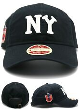 New York Black Yankees New Era 9Twenty Negro Leagues Strapback Dad Era Hat Cap