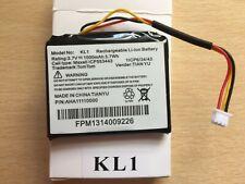 TOM TOM START 25 Replacement Battery Model KL1, 1000mah MASSIVE EXTENDED POWER