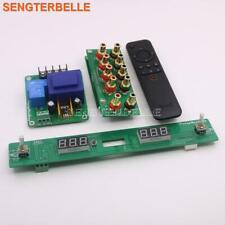 128 Steps Relay Remote Volume Control Board HiFi Preamp Shunt Volume Controller