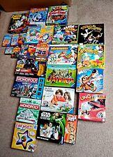 ?Spielesammlung?Monopoly Jenga megableu Hasbro Tiptoi Ravensburger Uno...