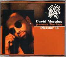 David Morales pres. The Face - Needin' U - CDM - 1998 - House 5TR