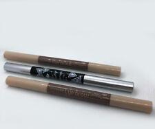 Vegan Waterproof Eyebrow Comb Pencil / Brush With spoolie various Shade