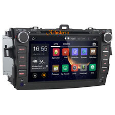 """8"""" Android 5.1.1 Special Touch Screen DVD GPS For Toyota Corolla 2007-2013"""