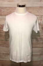 8c3b9b62190ae Asos Men s White T-shirt Size Medium Short Sleeves Crew Neck Brand New LBB76