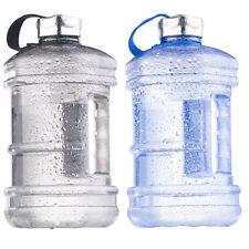 Speeron Auslaufsichere Trinkflasche mit Tragegriff, 2,3 l, BPA-frei, 2er-Set