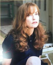 Isabelle Huppert Signed 10x8 Photo - Actress