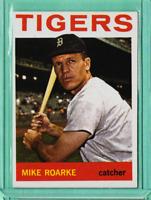 1964 TOPPS #292 Mike Roarke Tigers  NM NrMt
