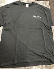 Camiseta Vintage-equipo local MDNA Tour conductor de camión Talla XL Negro Madonna