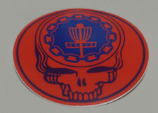"""New-4"""" Disc Golf Sticker-Steel Your Chains-Multi Color-2019"""