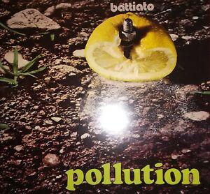 FRANCO BATTIATO POLLUTION- RE 2017 -MINT/MINT  Bla Bla – BBXL 10002 180Gr