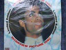 "Prince 12"" limited edition interview picture disc"