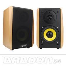 Regal-Lautsprecher Dynavox TG-1000B, Buche, Paar, Satelliten Kleine HiFi Boxen