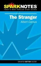 Spark Notes The Stranger Camus, Albert, SparkNotes Editors Paperback Used - Goo
