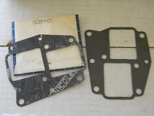 Genuine Evinrude Johnson OMC Manifold To Leaf Plate Gasket 328993 New Qty 2