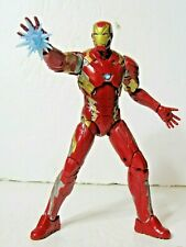 "Marvel Legends infinite Civil war BAF Giant man series Ironman MK 46 6"" figure"