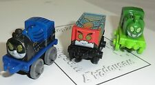 THOMAS & FRIENDS Minis Trains Fly Beetle Mantis  3 Insects + BONUS Mini Weighted