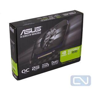 NEW ASUS Phoenix GeForce GT 1030 OC edition 2GB GDDR5 PH-GT1030-O2G