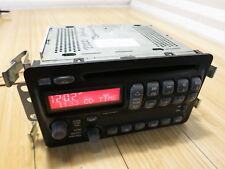 Pontiac Bonneville Radio 2000-2002 AM FM CD Player 16241482