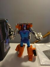 X-Transbots Krank MM-I Transformers 3rd Party Masterpiece Huffer *USED