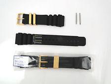 Uhrband elastico Originale Citizen per PROMASTER AQUALAND al0004-03e/w 21mm NUOVO!