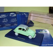 VOITURE TINTIN N°06 CITROEN 2CV L'AFFAIRE TOURNESOL ATLAS 1:43